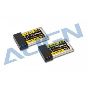 Аккумулятор Align LiPo 3.7V 1S 20C 530 mAh - HBP05301T