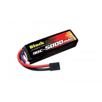Аккумулятор Black Magic Li-Po 11.1V(3S) 5000mAh 90C Traxxas plug - BM-F90-5003D