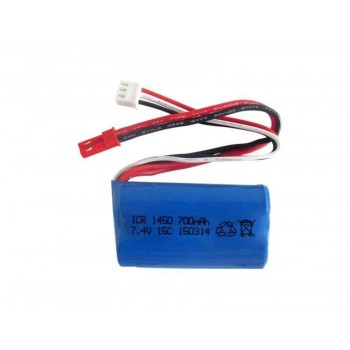 Аккумулятор Feilun Li-Ion 7.4V 700 mAh - FT007-11