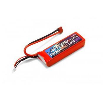 Аккумулятор nVision LiPo 11.1V 3S 30C 1900 mAh - NVO1809