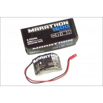 Аккумулятор Team Orion Marathon Receiver Pack NiMh 6V Hump 5S 1600 mAh - ORI12232