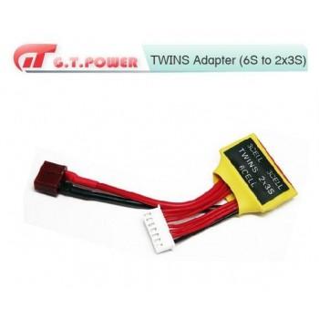 Адаптер для зарядки аккумулятора 6S - GT-6S