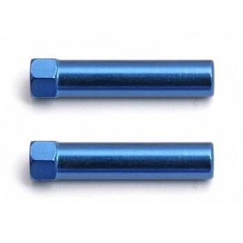 Стойки крепления аккумуляторов - B44 (2шт) - AS9706