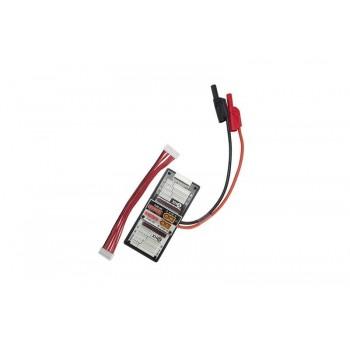 Плата для параллельной балансной зарядки двух LiPo аккумуляторов от 2S до 6S - SK-600071