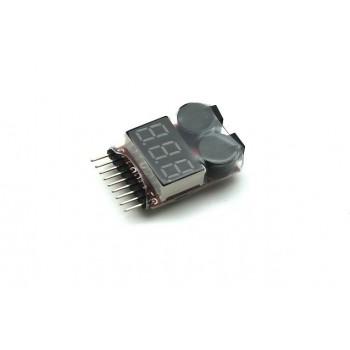 Тестер Li-Po батарей - DYS-LPT003