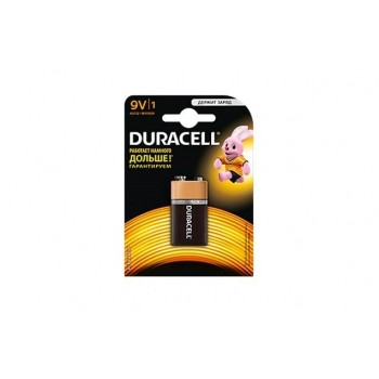Duracell Батарейка КРОНА (1шт)