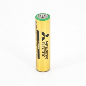 Батарейка MITSUBISHI AAA LR03G Alkaline - LR-03-M