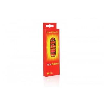 Батарейка Rich Energy AA 10 шт - LR6-10