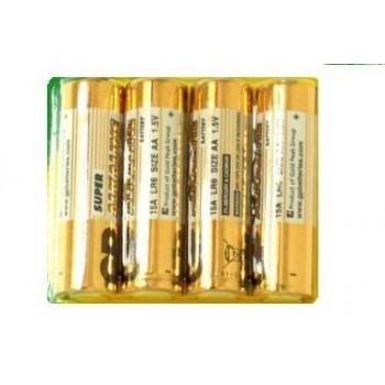 Батарейки AA GP (4 шт)