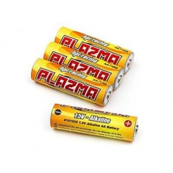 Батарейки - HPI Plazma 1.5V Alkaline AA (4шт) - HPI-101939