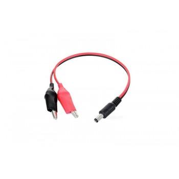 Разъем-переходник для зарядки аккумуляторов Crocodile clip - UP-Croco