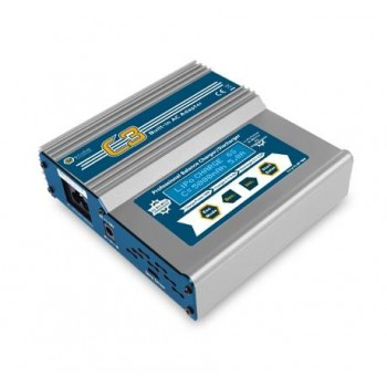 Зарядное устройство универсальное EV-Peak C3 (220|12В, 50W, C:6A, D:2A) - EV-F0303