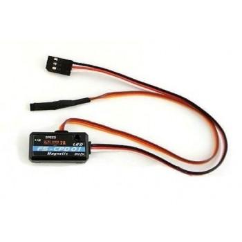 Датчик оборотов магнитный для телеметрии - FS-CPD01