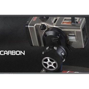 Наклейки для пульта под карбон Spektrum DX2 DX3 Radio - UPG3109