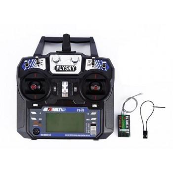 6-ти канальная аппаратура FlySky FS-i6 (с приемником) 2.4G - FS-i6