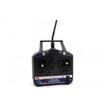 Передатчик FlySky CT6B+R6B - FS-CT6B+R6B