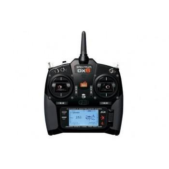 Радиоаппаратура Spektrum DX6 (без приёмника), DSMX, 6 каналов - SPMR6750