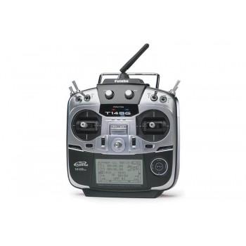 14-ти канальная аппаратура Futaba T14SG Air FASST (с приемником) 2.4G - FU14SGR7008SB