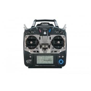 10-ти канальная аппаратура Futaba T10J Air S-FHSS MD2 R3008SB (c приемником) 2.4G - FU10JR3008SB