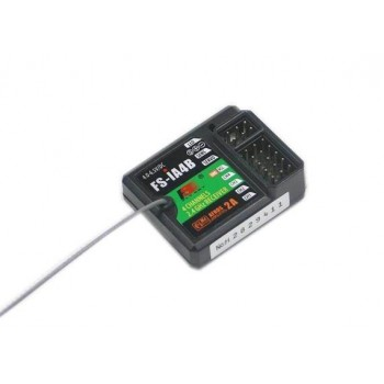 Приемник FlySky iA4B (4 канала) 2.4 гГц - FS-iA4B