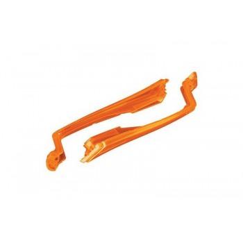 Нижние крышки передних лучей, оранжевые - TRA7953