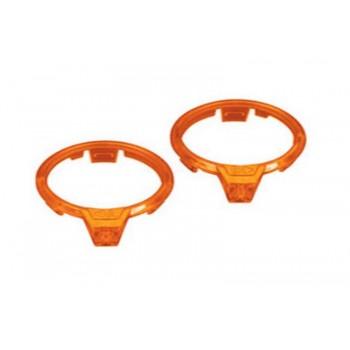 Крышки двигателей, оранжевые - TRA7963
