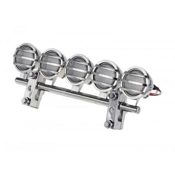 Подсветка GTP-122 LED Crawler Light Bar Set (Electroplate) - GTP-122