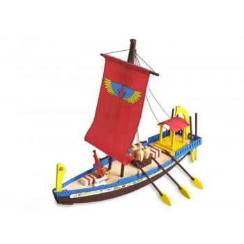 Сборная деревянная модель корабля Artesania Latina CLEOPATRA (EGYPTIAN BOAT) - AL30507