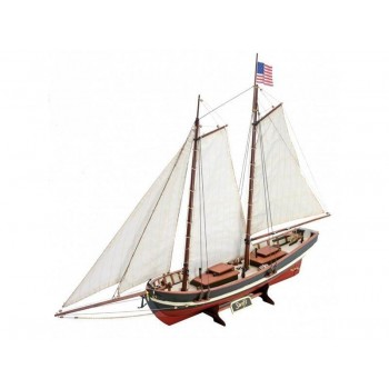 Сборная деревянная модель корабля Artesania Latina NEW SWIFT, масштаб 1:50 - AL22110-N