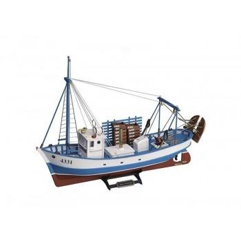 Сборная деревянная модель корабля Artesania Latina MARE NOSTRUM 2016, масштаб 1:35 - AL20100-N