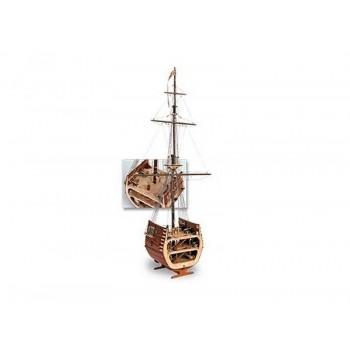 Сборная деревянная модель корабля Artesania Latina SAN FRANCISCO*S CROSS SECTION, масштаб 1:50 - AL20403