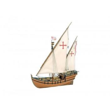 Сборная деревянная модель корабля Artesania Latina LA NINA, масштаб 1:65 - AL22410