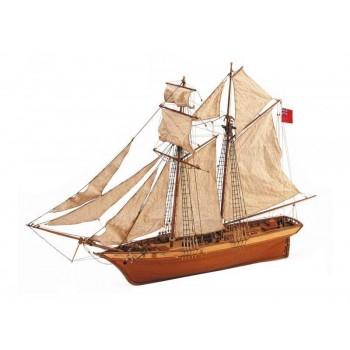 Сборная деревянная модель корабля Artesania Latina SCOTTISH MAID - CLASSIC COLLECTION, масштаб 1:50 - AL18021