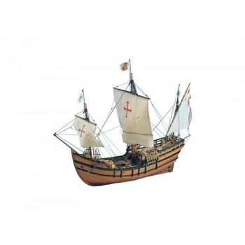 Сборная деревянная модель корабля Artesania Latina LA PINTA, масштаб 1:65 - AL22412