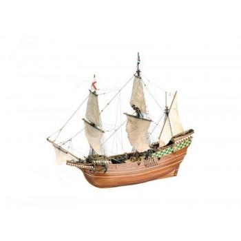 Сборная деревянная модель корабля Artesania Latina MAYFLOWER, масштаб 1:60 - AL22451