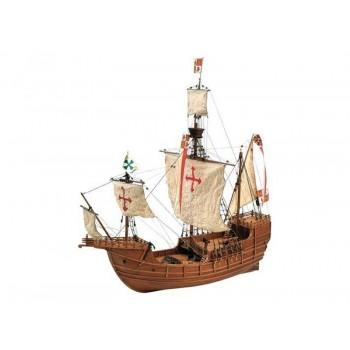 Сборная деревянная модель корабля Artesania Latina SANTA MARIA C., масштаб 1:65 - AL22411