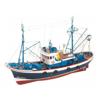 Сборная деревянная модель корабля Artesania Latina MARINA II, масштаб 1:50 - AL20506