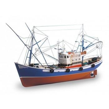 Сборная деревянная модель корабля Artesania Latina CARMEN II - CLASSIC COLLECTION, масштаб 1:40 - AL18030