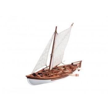 Сборная деревянная модель корабля Artesania Latina PROVIDENCE - NEW ENGLAND*S WHALEBOAT, масштаб 1:25 - AL19018