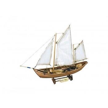 Сборная деревянная модель корабля Artesania Latina SAINT MALO, масштаб 1:20 - AL19010