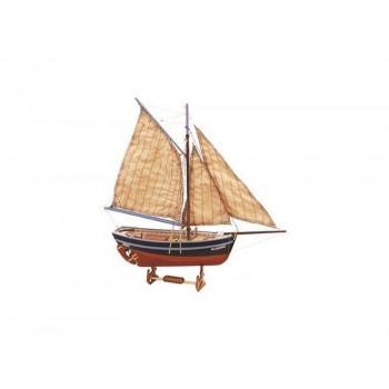 Сборная деревянная модель корабля Artesania Latina BON RETOUR, масштаб 1:25 - AL19007