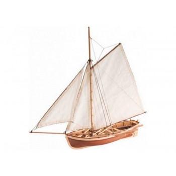 Сборная деревянная модель шлюпки корабля Artesania Latina BOUNTY*S, масштаб 1:25 - AL19004