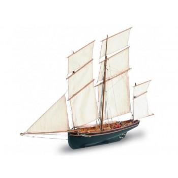 Сборная деревянная модель корабля Artesania Latina Maqueta de Barco en Madera: La Cancalaise, масштаб 1:50 - AL22190