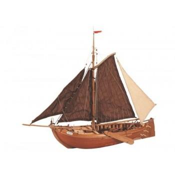 Сборная деревянная модель корабля Artesania Latina BOTTER, масштаб 1:35 - AL22120