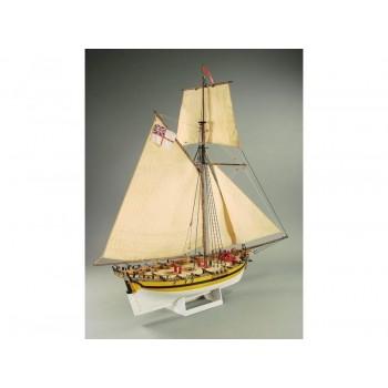 Сборная модель Shipyard Противники битвы 17 июня 1778 года (№50, №51), масштаб 1:96 - MKJ005