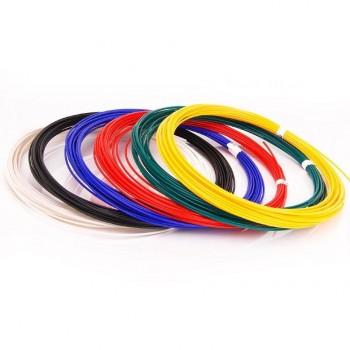 ABS Myriwell пластик для 3D ручек (6 цветов по 10 метров, d=1.75 мм) - ABS6|10