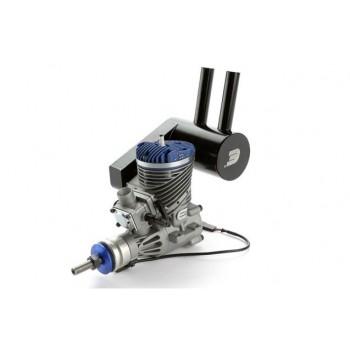 Бензиновый двигатель 20GX (20 куб. см) с глушителем - EVOE20GX2
