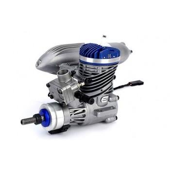 Бензиновый двигатель Evolution 10GX2 (10 куб. см) с глушителем - EVOE10GX2