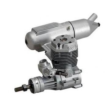 Двигатель MAX-65AX W;E-4010A SILENCER - 16521