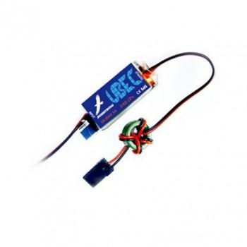 Импульсный регулятор понижающий 5V | 6V 3A UBEC для 2-6S LiPo - HW-3A_UBEC